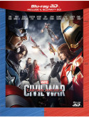 Captain America - Civil War (3D) (Blu-Ray 3D+Blu-Ray)