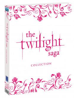 Twilight Saga Collection (5 Dvd)