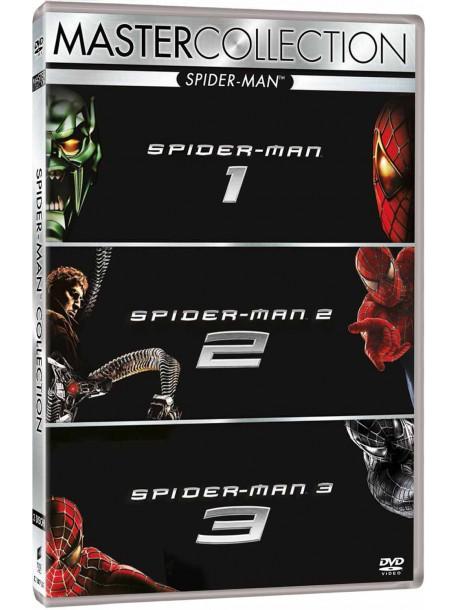 Spider-Man Master Collection (3 Dvd)