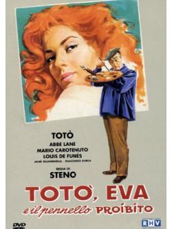 Toto' Eva E Il Pennello Proibito