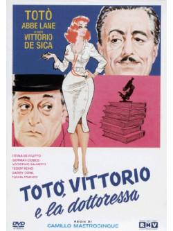 Toto', Vittorio E La Dottoressa