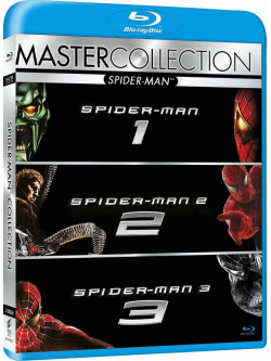 Spider-Man Master Collection (3 Blu-Ray)