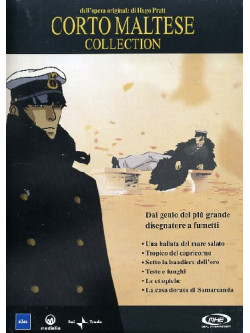 Corto Maltese Collection (6 Dvd)