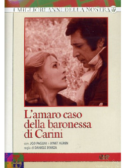 Amaro Caso Della Baronessa Di Carini (L') (4 Dvd)