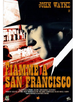 Fiamme A San Francisco