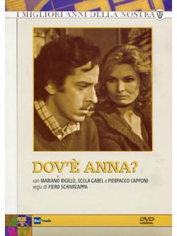 Dov'E' Anna (3 Dvd)