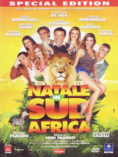 Natale In Sud Africa