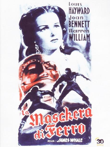 Maschera Di Ferro (La) (1939)