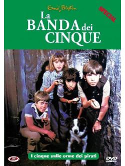 Banda Dei Cinque (La) Special 02 - I Cinque Sulle Orme Dei Pirati