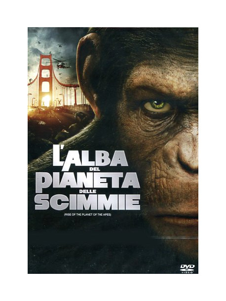 Alba Del Pianeta Delle Scimmie (L')