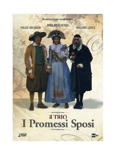 Trio (Il) - I Promessi Sposi (2 Dvd)
