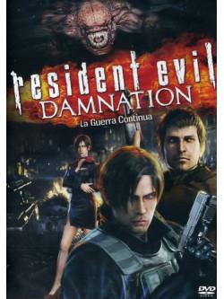 Resident Evil - Damnation
