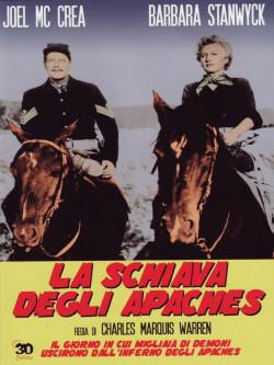 Schiava Degli Apaches (La)