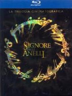 Signore Degli Anelli (Il) - La Trilogia Cinematografica (3 Blu-Ray)