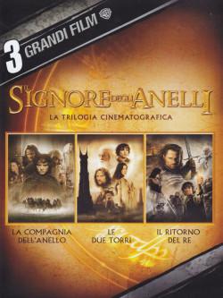 Signore Degli Anelli (Il) - 3 Grandi Film (3 Dvd)
