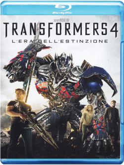 Transformers 4 - L'Era Dell'Estinzione (2 Blu-Ray)