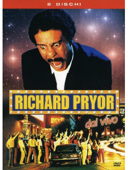 Richard Pryor - Dal Vivo (2 Dvd)