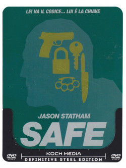 Safe (Ltd Steelbook)