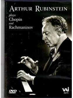 Arthur Rubinte - Plays Chopin And Rachmaninov - Wallenstein