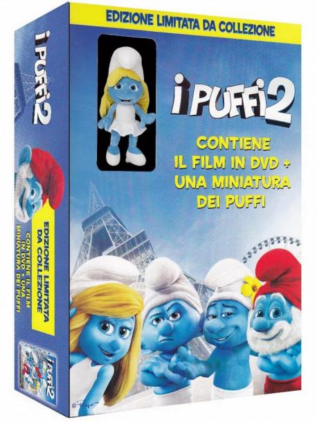 Puffi 2 (I) (Ltd CE) (Dvd+Mini-Figure)