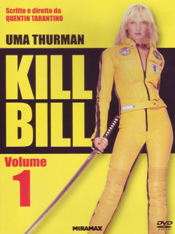Kill Bill Volume 1 (Ltd) (2 Dvd+Ricettario)