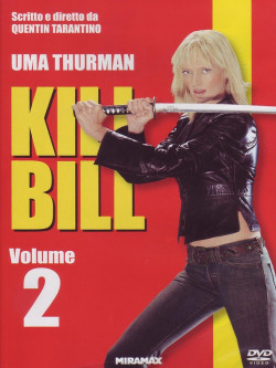 Kill Bill Volume 2 (Ltd) (2 Dvd+Ricettario)