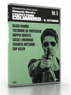 Ispettore Coliandro (L') - Stagione 05 - Il Ritorno (6 Dvd)