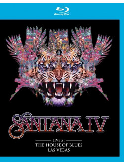 Santana IV - Live At The House Of Blues, Las Vegas
