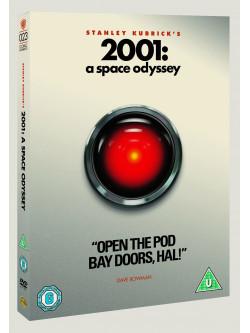 2001: A Space Odyssey [Edizione: Regno Unito]