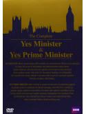 Yes Minister & Yes Prime Minister   Complete Collection (Box Set) [Edizione: Regno Unito]