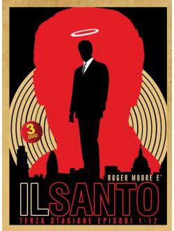 Santo (Il) - Stagione 03 01 (Eps 01-12) (3 Dvd)