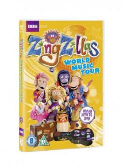 Zingzills World Music Tour [Edizione: Regno Unito]