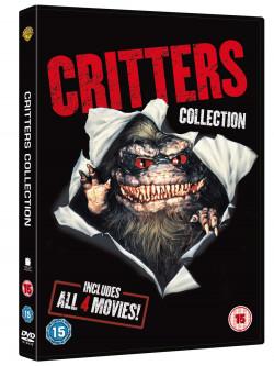 Critters Collection 1-4 (4 Dvd) [Edizione: Regno Unito]