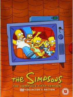 Simpsons (The) - Season 5 (4 Dvd) [Edizione: Regno Unito]