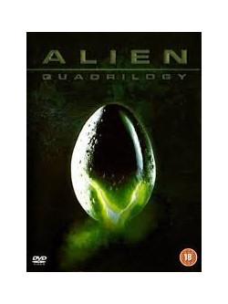 Alien Quadrilogy (5 Dvd) [Edizione: Regno Unito]