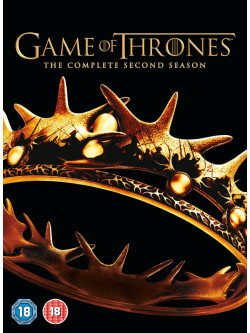Game Of Thrones - Season 2 (5 Dvd) [Edizione: Regno Unito]