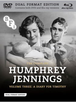 Humphrey Jennings Collection (The) - Vol. 3 A Diary For Timothy (2 Blu-Ray) [Edizione: Regno Unito]