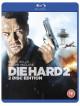 Die Hard 2 (2 Blu-Ray) [Edizione: Regno Unito]