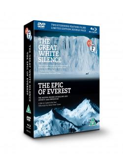 Epic Of Everest (The) / The Great White Silence Box Set (2 Blu-Ray) [Edizione: Regno Unito]