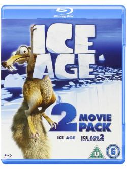 Ice Age / Ice Age 2 - The Meltdown (2 Blu-Ray) [Edizione: Regno Unito]