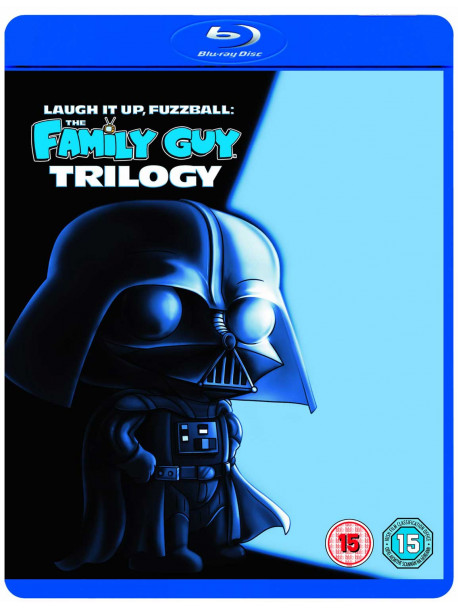 Family Guy Trilogy - Star Wars / Laugh It Up / Fuzzball (3 Blu-Ray) [Edizione: Regno Unito]