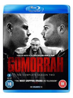 Gomorrah - Season 2 (3 Blu-Ray) [Edizione: Regno Unito]