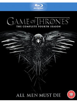 Game Of Thrones - Season 4 (4 Blu-Ray) [Edizione: Regno Unito]