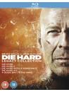 Die Hard - Legacy Collection (5 Blu-Ray) [Edizione: Regno Unito]