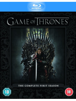 Game Of Thrones - Season 1 (5 Blu-Ray) [Edizione: Regno Unito]