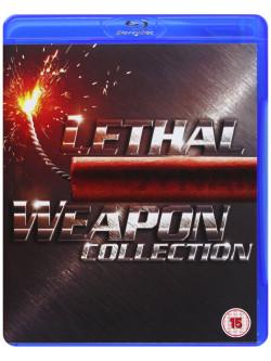 Lethal Weapon Complete Collection (The) (5 Blu-Ray) [Edizione: Regno Unito]