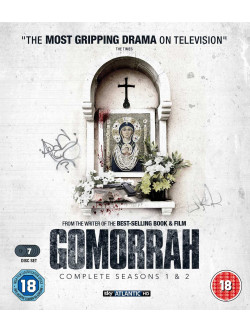 Gomorrah - Season 1 & 2 Box Set (7 Blu-Ray) [Edizione: Regno Unito]