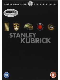 Stanley Kubrick Collection (10 Dvd) [Edizione: Regno Unito]