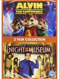 Alvin And The Chipmunks / Night At The Museum (2 Dvd) [Edizione: Regno Unito]