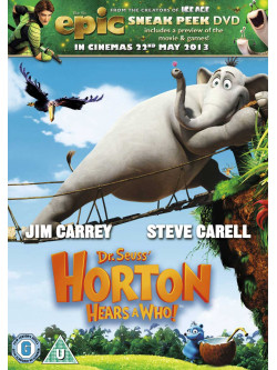Horton Hears A Who! (2 Dvd) [Edizione: Regno Unito]